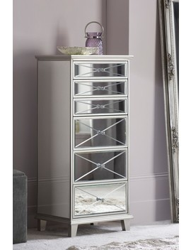 Florence 6 Drawer Jewellery Chest by Next