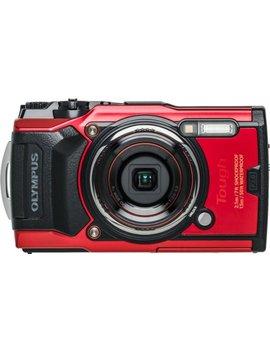 Tough Tg 6 12.0 Megapixel Water Resistant Digital Camera   Red by Olympus