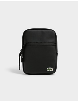 Lacoste Flat Small Crossover Bag by Lacoste