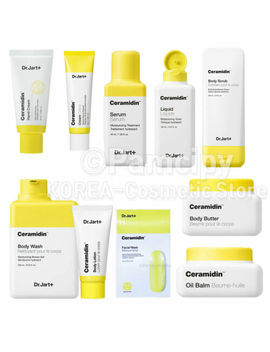 [Dr.Jart+] Ceramidin Line (Liquid/Serum/Cream/Facial Mask/Hand Cream Etc.) by Dr. Jart+