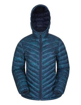 Seasons Womens Printed Padded Jacket by Mountain Warehouse