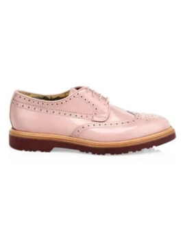 Crispin Leather Wingtip Brogues by Paul Smith