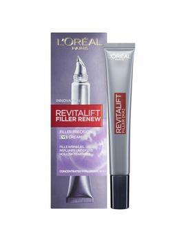L'oreal Paris Revitalift Filler Hyaluronic Acid Anti Ageing Eye Cream 15ml by L'oreal