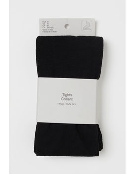 Wool Blend Tights by H&M