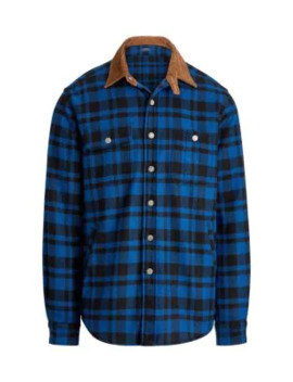 Classic Fit Plaid Workshirt by Polo Ralph Lauren