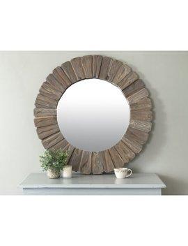 Backus Coastal Wall Mirror by Allmodern