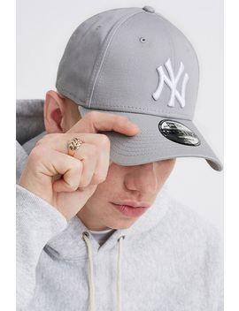 New Era 9 Forty Basic Ny Yankees Cap by New Era