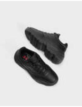 Sneakers Met Xl Zool Heren by Bershka
