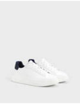 Combi Sneaker Heren by Bershka