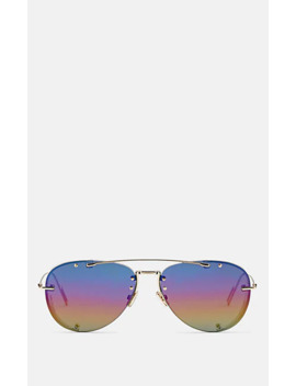 """""""Dior Chroma1"""" Sunglasses by Dior Homme"""