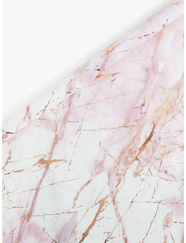 John Lewis & Partners Pastel Marble Wrapping Paper, 3m by John Lewis & Partners