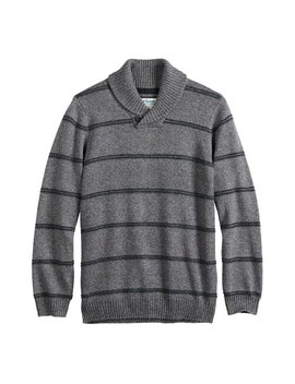 Boys 8 20 &Amp; Husky Urban Pipeline™ Shawl Collar Pullover Sweater by Urban Pipeline