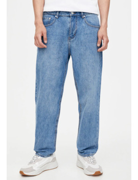 Dad   Jeans Straight Leg by Pull&Bear