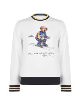 Ski Bear Sweater by Polo Ralph Lauren