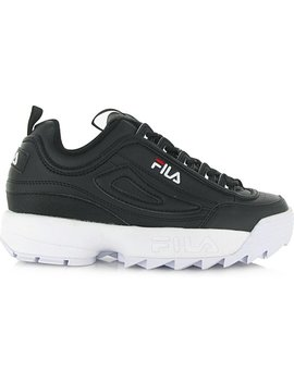 Fila Disruptor Sneakers Dames   Black by Fila