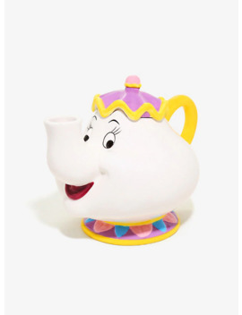 Disney Beauty And The Beast Mrs. Potts Teapot by Box Lunch