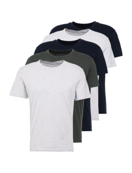 5 Pack   T Shirt Basic by Pier One