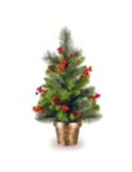 National Tree Company 2 Ft Spruce Artificial Christmas Tree by Lowe's