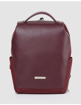 Celdin Backpack by Samsonite Red