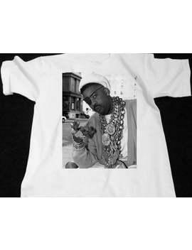 Slick Rick The Ruler Hip Hop Rapper T Shirt by Etsy