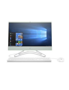 "Hp 22 All In One, 22"" Display, Intel Celeron G4900 T 2.9 G Hz, 4 Gb Ram, 1 Tb Hdd by Hp"