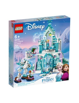 Disney™ 'frozen' Elsa's Magical Ice Palace   43172 by Lego