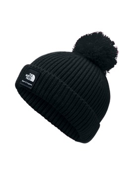 Box Logo Pom Beanie by The North Face