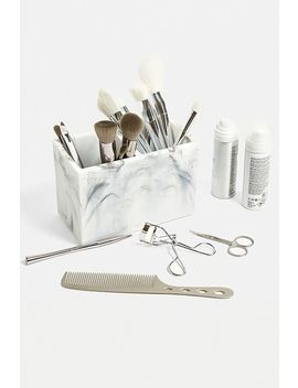 Marble Storage Orangiser by Urban Outfitters