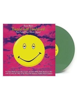 Various Artists   Even More Dazed And Confused [Exclusive Opaque Green Vinyl] by Fye