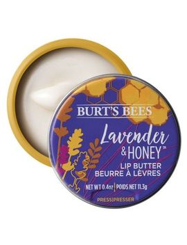 Burt's Bees 100% Natural Moisturising Lip Butter With Lavender & Honey, 11.3g by Burt's Bees