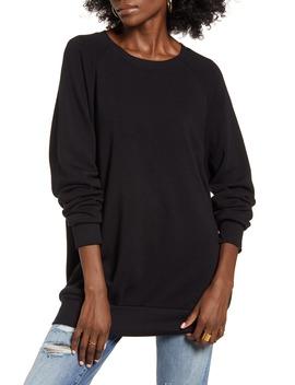 Fade Away Tunic Sweatshirt by Project Social T