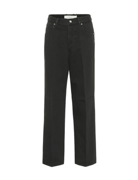 Kelly High Rise Straight Jeans by Golden Goose