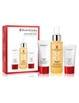 Elizabeth Arden Eight Hour Oil Christmas Set by Elizabeth Arden