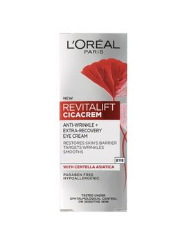 L'oreal Paris Revitalift Cica Anti Wrinkle Eye Cream 15ml by L'oreal