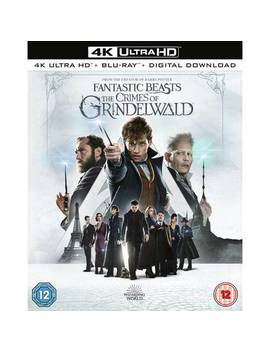 Fantastic Beasts: The Crimes Of Grindelwald 4 K Uhd Blu Ray881/6784 by Argos