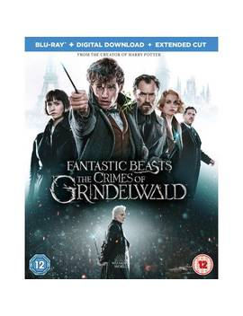 Fantastic Beasts: The Crimes Of Grindelwald Blu Ray879/8936 by Argos