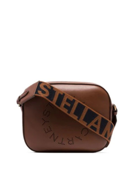 Logo Strap Cross Body Bag by Stella Mc Cartney