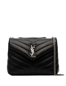 Bolsa Tiracolo Loulou Pequena by Saint Laurent