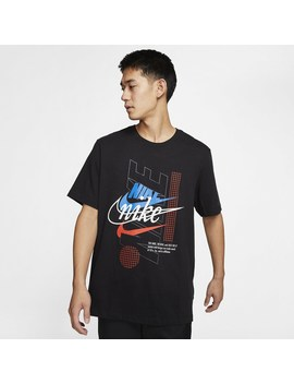 Nike Evolution Of The Swoosh T Shirt by Champs Sports
