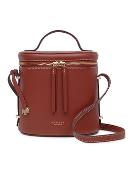 Radley London Hazel Grove Small Leather Zip Around Crossbody by Radley London