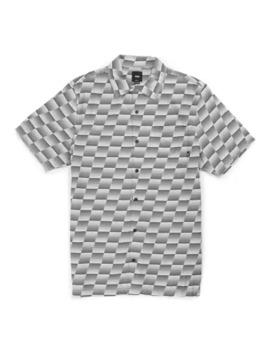Baker X Vans Speed Check Buttondown Camp Shirt by Vans