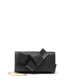 Knot Detail Wallet On A Chain by Ted Baker London
