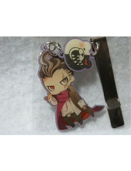 Super Danganronpa2 Metal Clip Gundam Tanaka by Ebay Seller