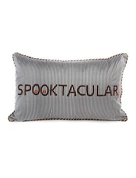 Spooktacular Lumbar Pillow by Mac Kenzie Childs