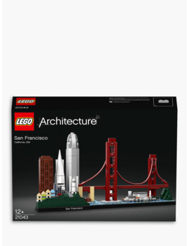 Lego Architecture 21043 San Francisco by Lego