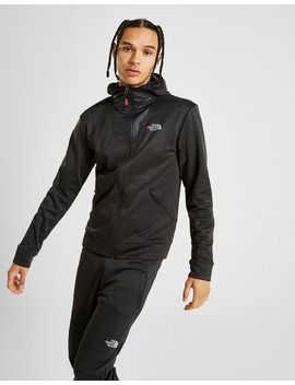 The North Face Mittelegi Full Zip Woven Hoodie by Jd Sports
