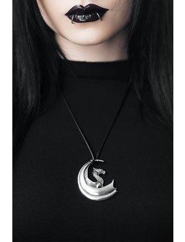 Draco Necklace by Killstar