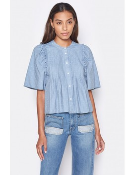 Audriana Cotton Top by Joie