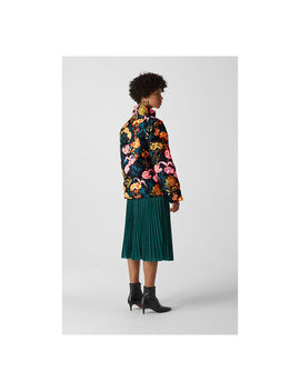 Floral Printed Puffer by Whistles