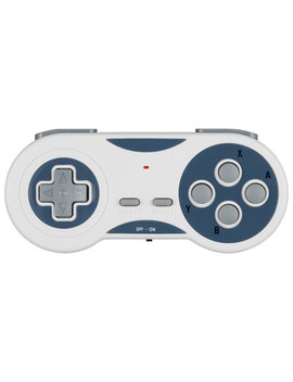 Insignia Snes Classic Wireless Controller   White   Only At Best Buy by Best Buy